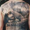 Bears/Moose/Wolf