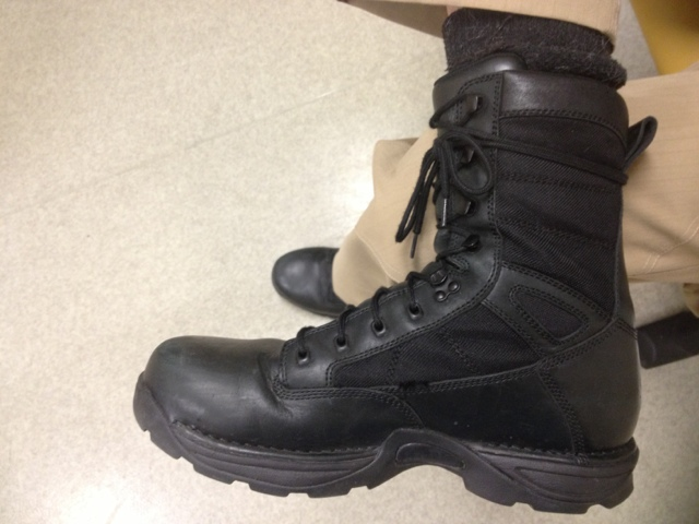 ApocalypseEquipped: Review: Danner - Striker II GTX boots