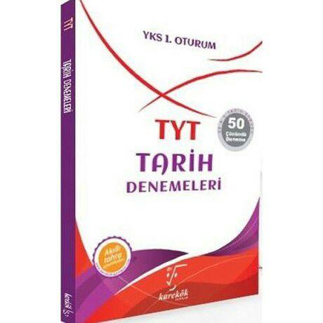 ▪️ Karekök Yayınları TYT Tarih 50 Deneme Tamamı Çözümlü