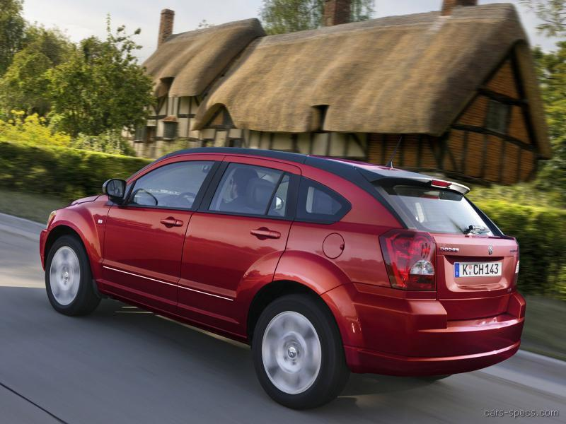 2007 dodge caliber wagon specifications pictures prices. Black Bedroom Furniture Sets. Home Design Ideas