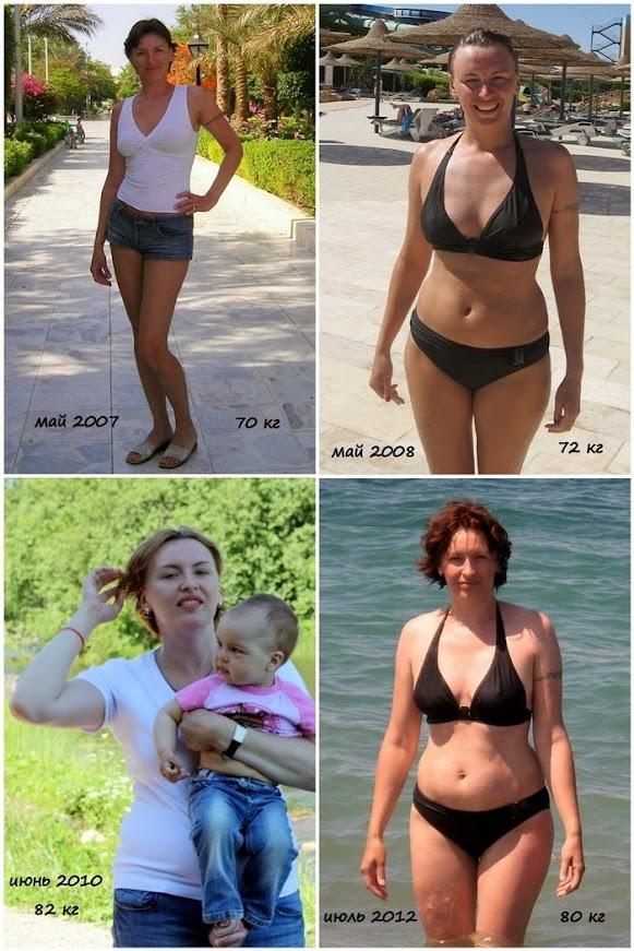 как я похудела на 12 кг