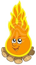 cartoon-camp-fire-fireplace-clipart-86316442