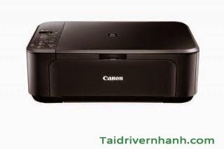 Cách download driver máy in Canon PIXMA MG2150 – hướng dẫn sửa lỗi không in
