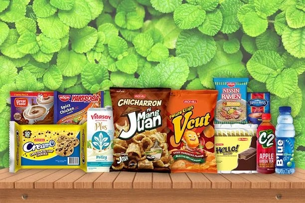 Filipinos' favorite snack items from URC are available in Shopee