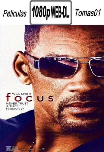 Focus: Maestros de la Estafa (2015) WEB-DL 1080p