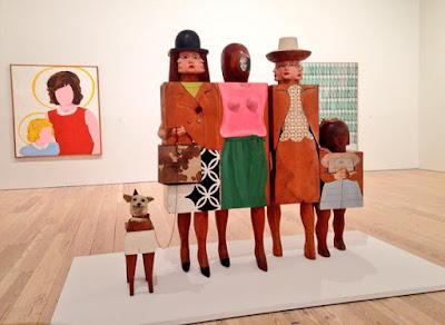 ARTISTAS LATINOS EN NUEVO MUSEO WHITNEY