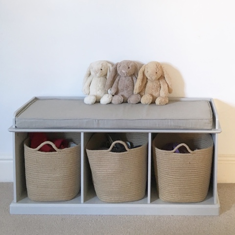GLTC Abbeville Storage Bench