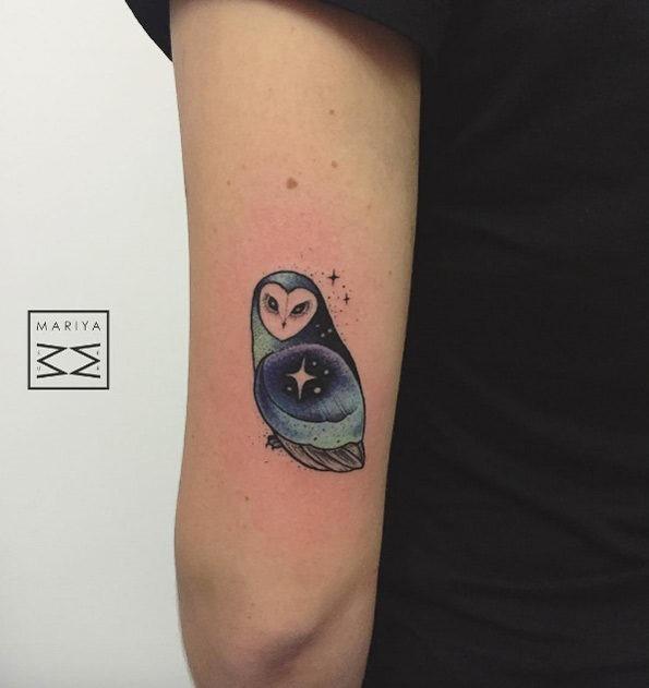 este_csmica_da_tatuagem_de_coruja