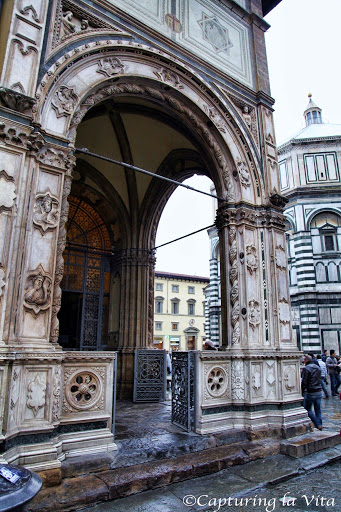 Loggia del Bigallo. From Finding the Hidden Secrets of Florence: 8 You Don't Want to Miss