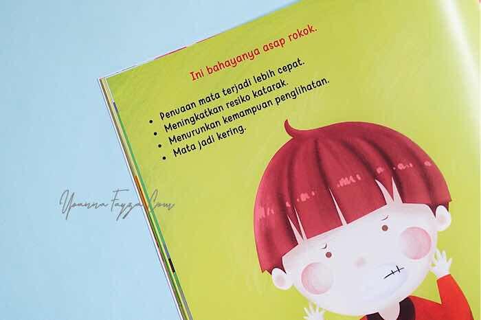 Review Buku Anak Ayo Rawat Matamu