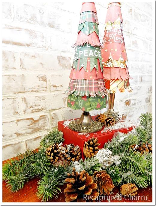 paper christmas tree16