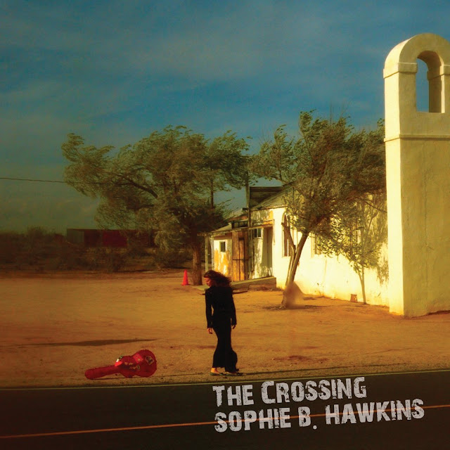 Sophie B. Hawkins The Crossing album cover