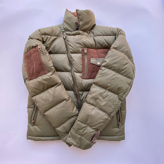Gant by Michael Bastian Down Puffer Coat