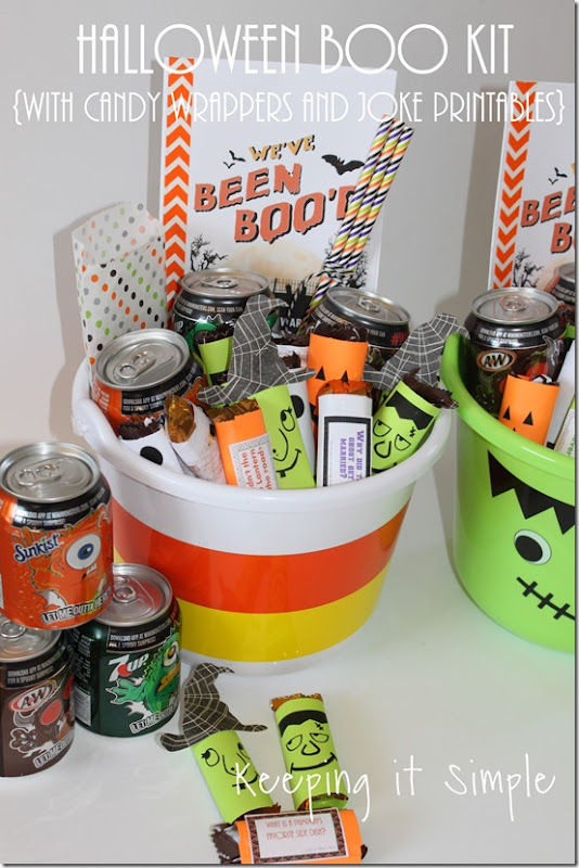 #ad Halloween-candy-bar-wrappers-with-Halloween-jokes-printable #BooItForward