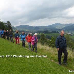 Wanderung zum Bachtel
