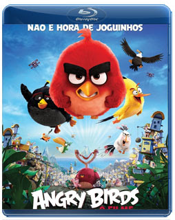 Download Angry Birds: O Filme (2016) Torrent BluRay 720p / 1080p Dual Áudio