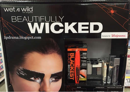 Spotted: NEW Wet n Wild Halloween 2015 Collection