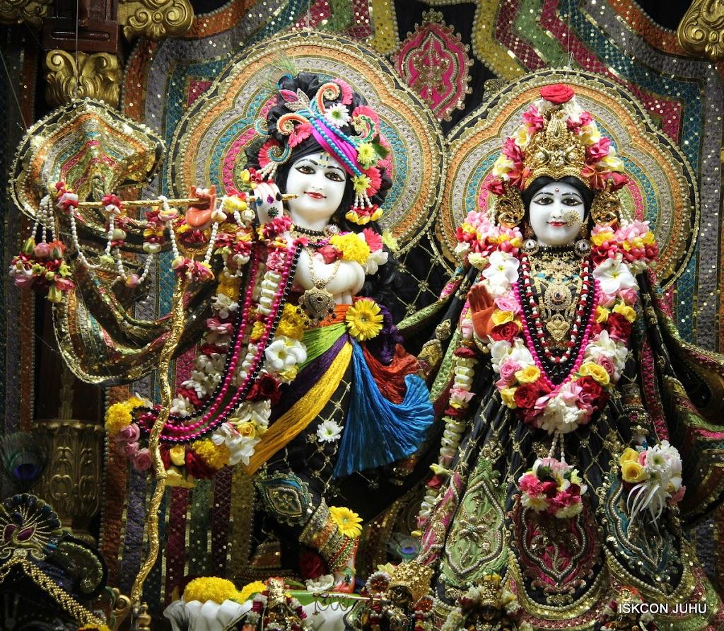 ISKCON Juhu Sringar Deity Darshan 09 Apr 16 (12)