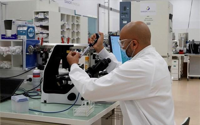 Κορωνοϊός: Μέχρι τον Δεκέμβριο διαθέσιμο το εμβόλιο της Sanofi