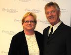 Nancy and James Reid
