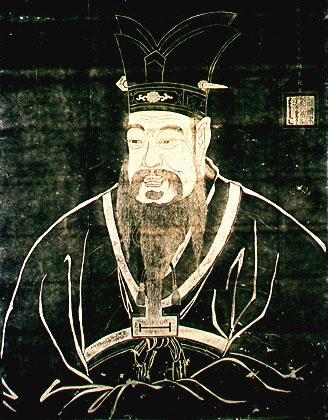 Confucius 9, Confucius