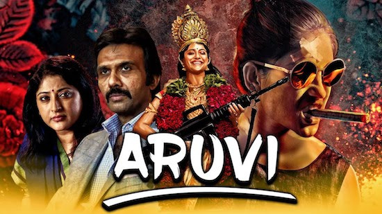 Poster Of Aruvi Full Movie in Hindi FHD Free download Watch Online 1080P FHD