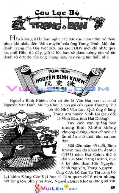 Thần Đồng Đất Việt Tập 110