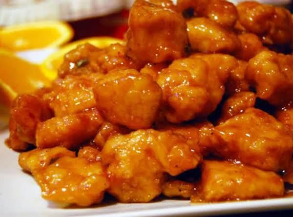 Orange Flavored Chicken Just A Pinch Recipes