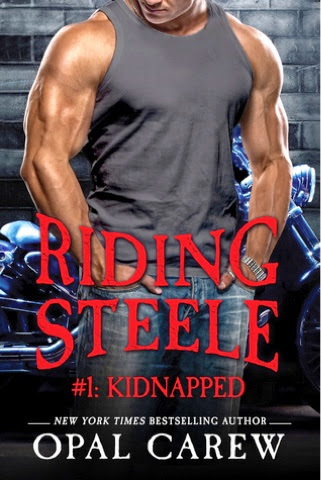 Review: Riding Steele #1: Kidnapped by Opal Carew