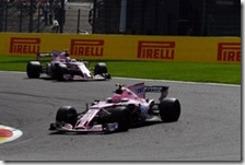 Le due Force India