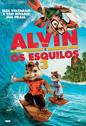 Alvin e os Esquilos 3 Download Filme