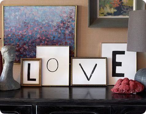 love in frames