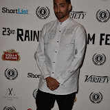 OIC - ENTSIMAGES.COM - Mic Righteous at the  My Hero Film Premiere at Raindance Film Festival London 25th September 2015 Photo Mobis Photos/OIC 0203 174 1069