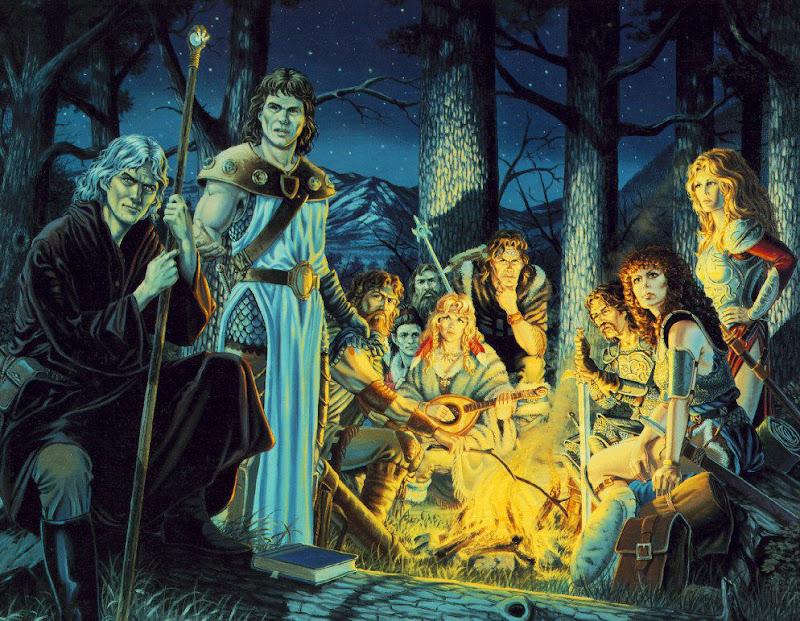 Heroes, Magick Warriors 1