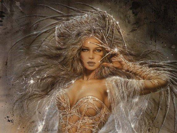 Wiccan Snow Queen, Magic Beauties 1