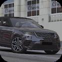 Drive Range Rover Velar SUV Simulator icon