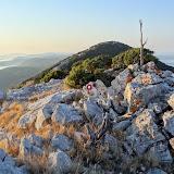 Dugi Otok - vrh Orljak 17.08.2013.