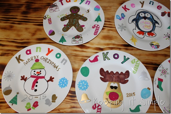 DIY-Personalized-Christmas-Dinner-Plates (14)