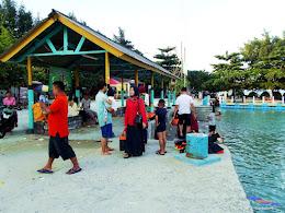 family trip pulau pari 090716 Fuji 105