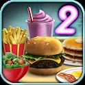 Burger Shop 2 (No Ads) icon
