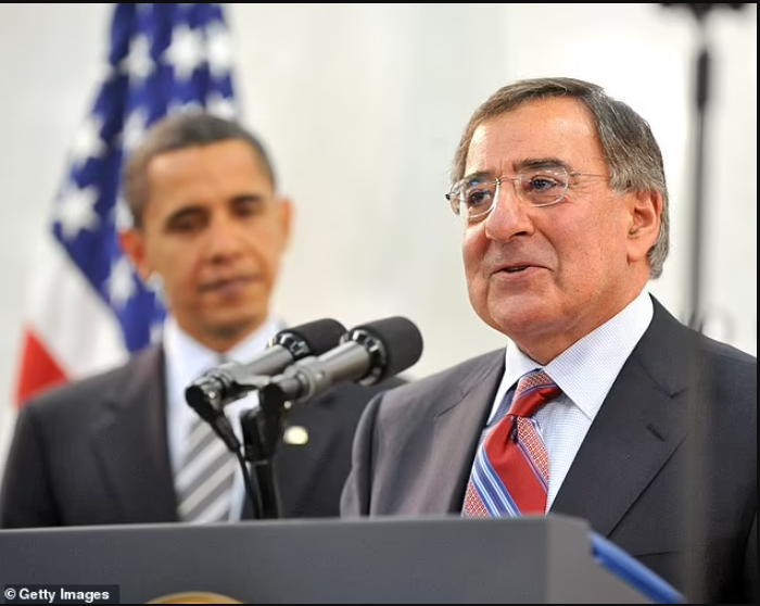 We're going to have to go back in': Obama's Defense Secretary Leon Panetta says US forces will return to Afghanistan to tackle terror threats by Taliban and ISIS-K