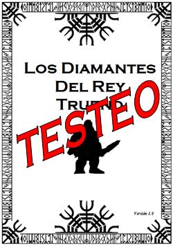 [FINALIZADA] Miércoles, 14 de Agosto. Los Diamantes del Rey Trueno (Testeo II) LogoTesteo