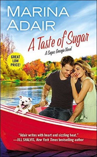 A Taste of Sugar by Marina Adair - Thoughts in Progress