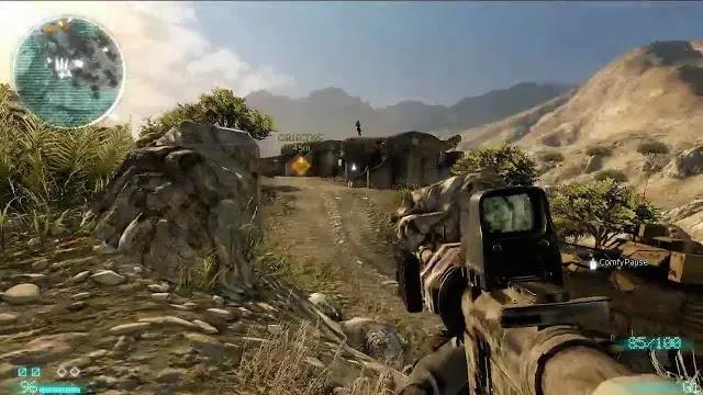 تحميل لعبة القتال الشهيرة Medal of Honor 2010 للكمبيوتر