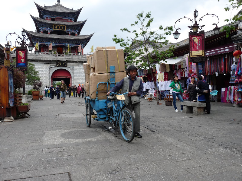 CHINE .Yunnan DALI 2 - P1170478.JPG