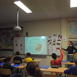 2013-10-17 Archeoloog in de klas
