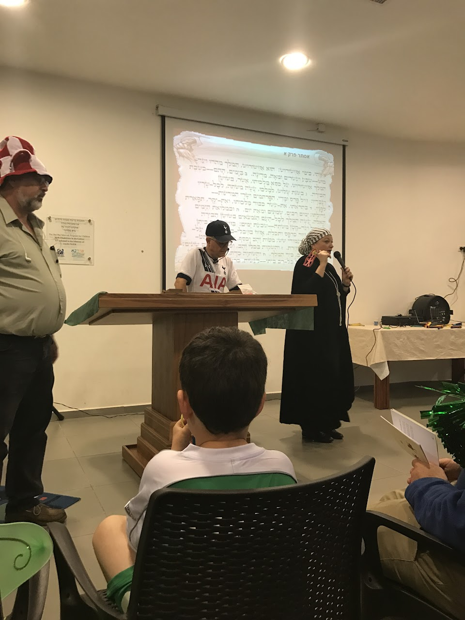 Purim at the Minyan 2017  - IMG_0109.JPG