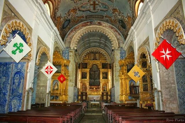 Igreja de Santa Cruz - Lamego (2)
