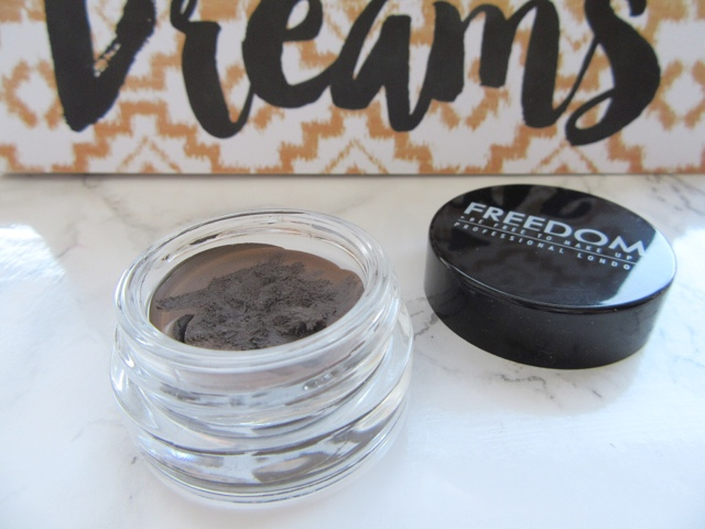 Freedom Makeup London Brow Pomade