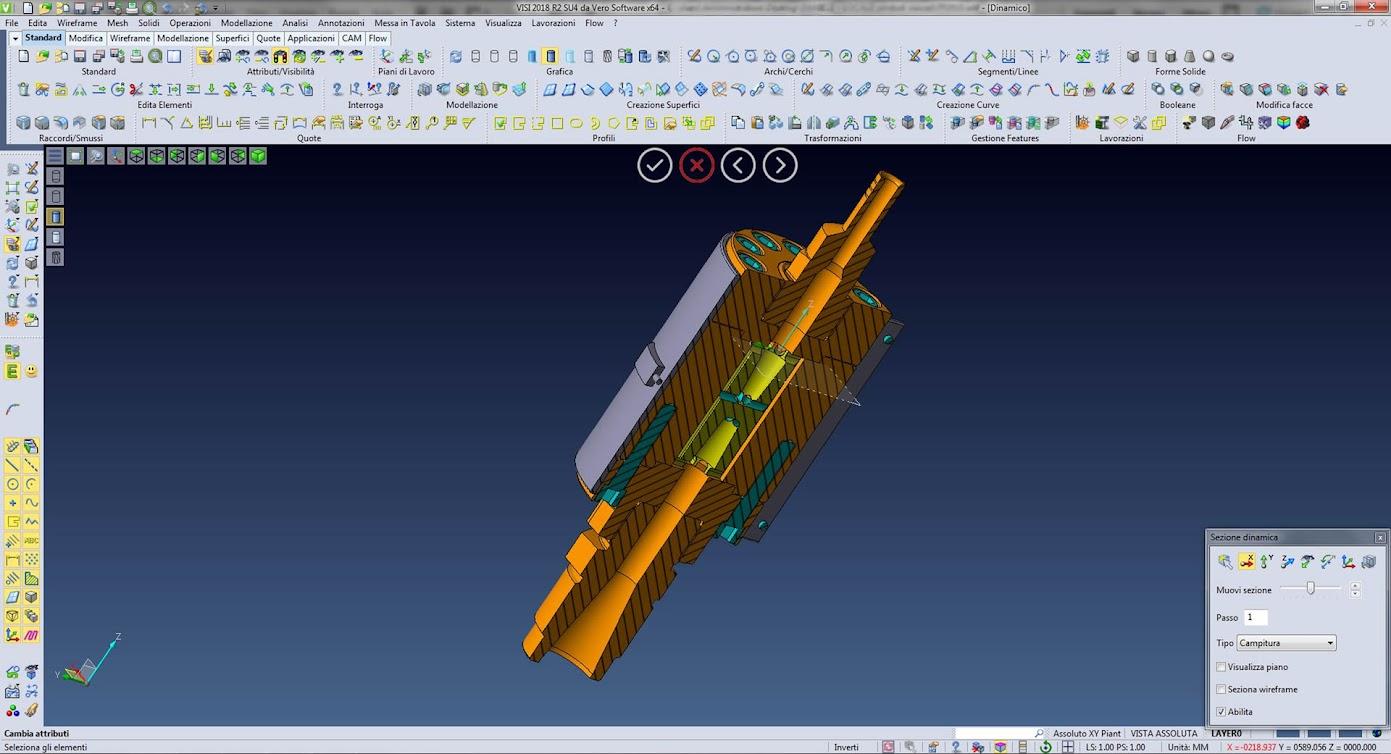 Гибкость VISI для производства больших и малых деталей прессформ